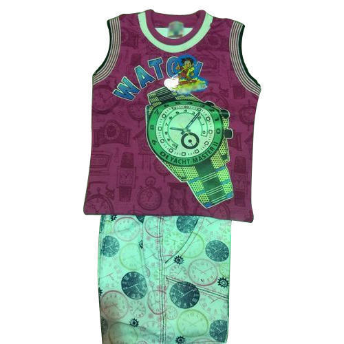 Sleeveless Baba Suit - Sleeveless Kids Suit Manufacturer from Ludhiana 74912c9be