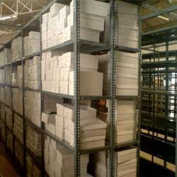Steel Storage Rack Systems