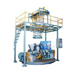 Multilayer Co-Extrusion Blown Film Plant