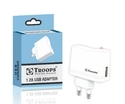 White Troops Tp-272 1.2amp USB Charger