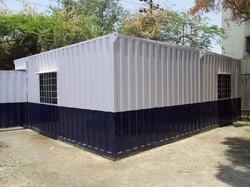Bunkhouse Security Office