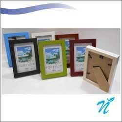 "Wooden Photo Frame (4x6"")"