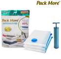 Vacuum Store Bags Size 50 cm x 70 cms ( Small ) - Hand Pump Free