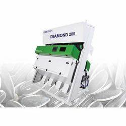 Sunflower Seeds Color Sorter Machine