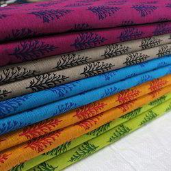 Cotton Printed Kurtis Fabric