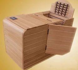 InfraRED Half - Body Sauna