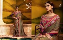 Exclusive Fancy Party Wear Saree