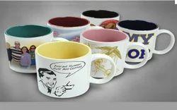 customised prnted mugs customizable coffee mug manufacturer from