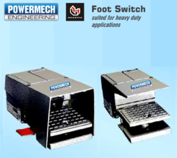 Foot Operated Switch