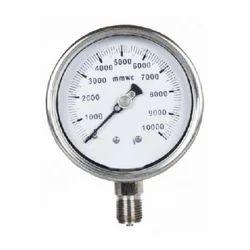 Capsule Type Pressure Gauge