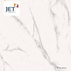 White Polished Glazed Vitrified Tile