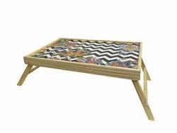 Custom MDF Design Wooden Folding Tea Table