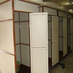 Portable Toilet Cabins