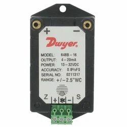 Series 648B & 648C Differential Pressure Transmitter