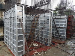 Aluminium Form Work Aluminum Formwork Manufacturer From