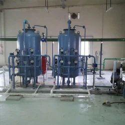 PLC Waste Water Treatment Plant