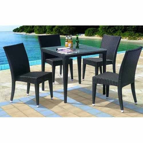 Wicker Bar And Cafe Furniture   Outdoor Wicker Bar Stools Manufacturer From  New Delhi