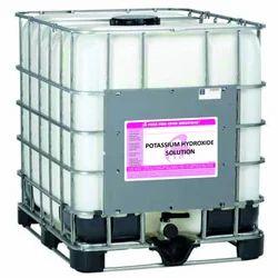Potassium Hydroxide Solution - KOH