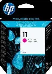 Hp 11 Magenta Original Ink Cartridge (4837A)