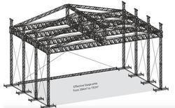 Aluminium Roof Structures