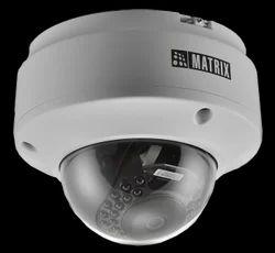 Dome Audio Camera