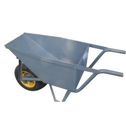 CI Single Wheel Barrow