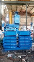 Hydraulic Waste Paper Baling Press 40 Ton