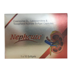 Nephcute Softgels Capsules