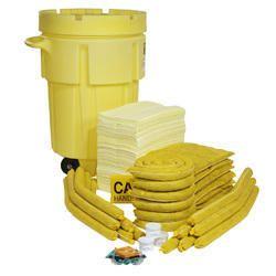 Trolley Dash Bin Spill Kits