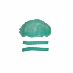 Disposable Non-Woven Surgical Bouffant Cap