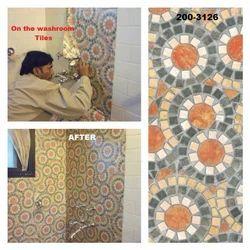 Bathroom Tile Films