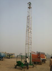 Aluminium Tiltable Tower Ladder HD Special