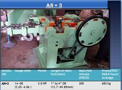 Wire Nail Machine An-3