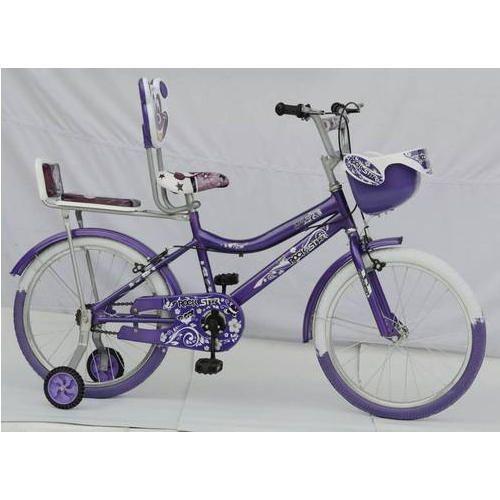 Rockstar 2 Seater Basket Bicycle