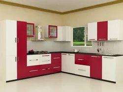 Commercial Modular Kitchen Interior Design