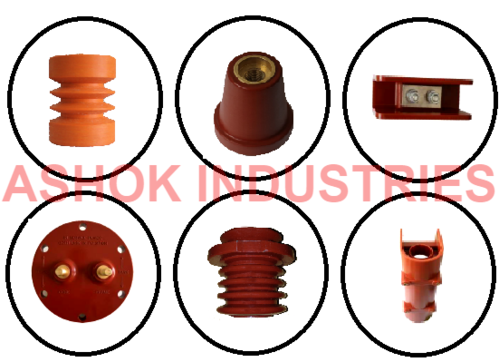 Epoxy Resin Cast Insulators And Bushings