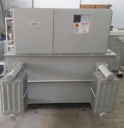 Servo Controlled Voltage Stabilizer 250KVA T/p Oil Cooled
