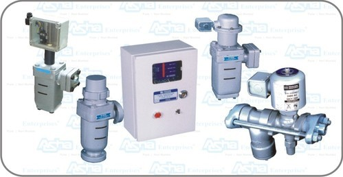 Solenoid Valve and Level Controller with Indicator