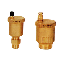 Air Relief Valves
