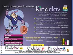 Amoxycillin 500mg   Clavulanic acid 125 mg