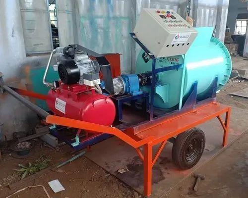 CLC Block Making Machine & Plant and CLC Mixer Machine