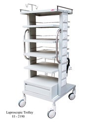 SS Laproscopic Trolley