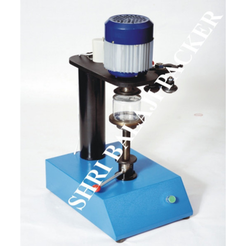 Capping Machine - Pet Cans Manufacturer from Delhi