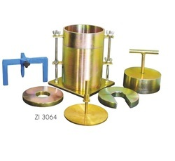 California Bearing Ratio Apparatus (ASTM Version Mould)