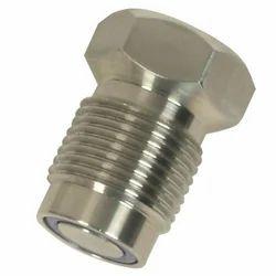Duplex Steel Plug