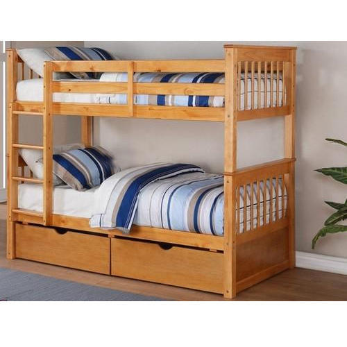 Bunk Bed Wooden Bunk Bed Manufacturer From Hyderabad