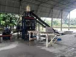 Concrete Brick Making Machine
