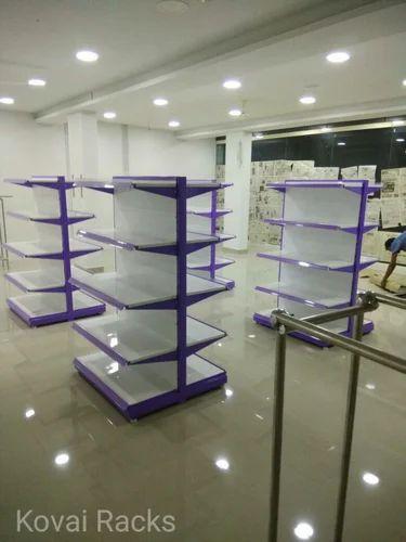 Kovai Racks - Manufacturer of Supermarket Shelves & Gondola