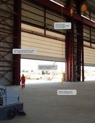 Industrial High Speed Doors