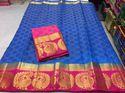 Kanjivaram Double Peacock 2 Saree